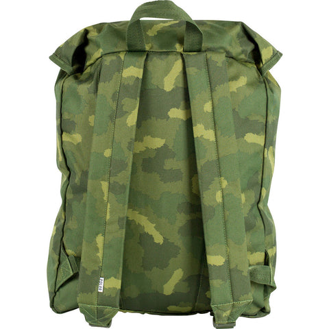 Poler Field Pack Backpack | Green Furry Camo 13100001-GCO