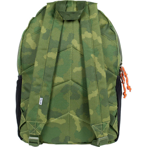 Poler Rambler Backpack | Green Furry Camo 13100002-GCO