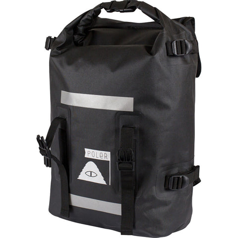 Poler High & Dry Rucksack Backpack | Black 13100017-BLK