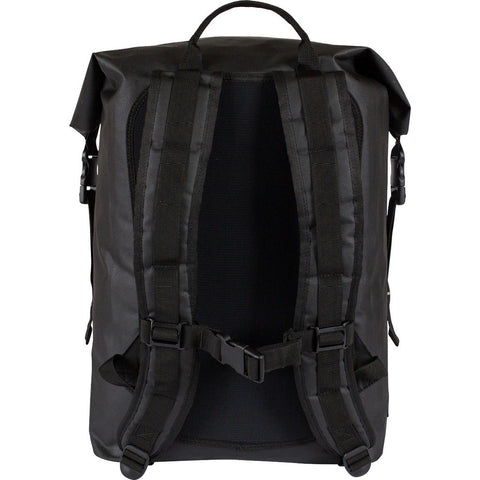 Poler High & Dry Rolltop Backpack | Black 13100018-BLK