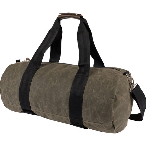 Poler Classic Carry-On Duffel Bag | Waxed Burnt Olive 13110002