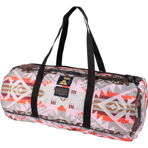 Poler x Pendleton Stuffable Duffel Bag | Misty Pink 13110005