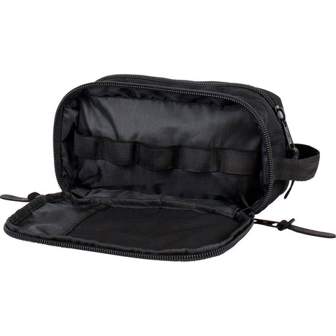 Poler Classic Dope Dopp Kit | All Black 13160003-BLK