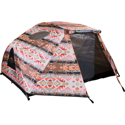 Poler x Pendleton 2 Person Tent | Misty Pink 43520001