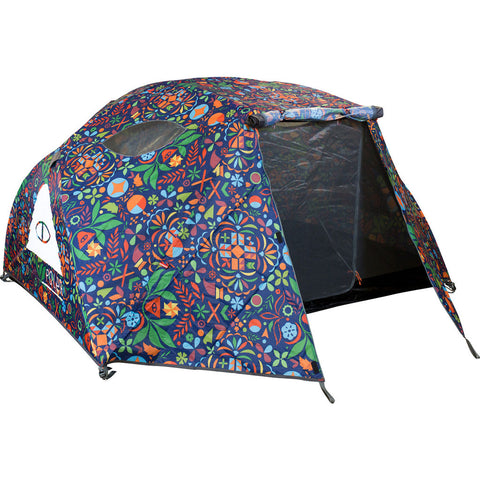 Poler 2 Person Tent | Navy Rainbow 43520002-NRB