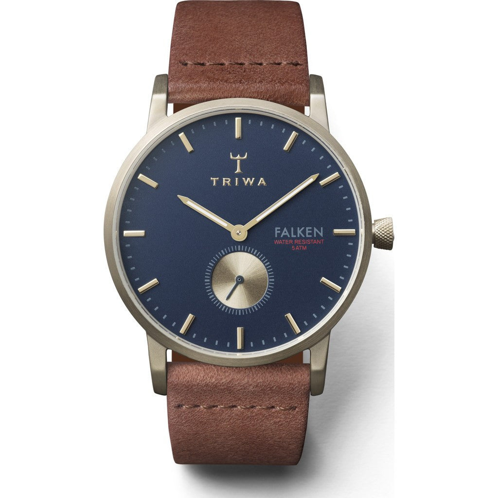Triwa Loch Falken Watch | Brown Classic FAST104CL010217