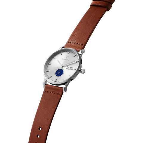 Triwa Blue Eye Falken Watch | Brown Classic FAST111CL010212