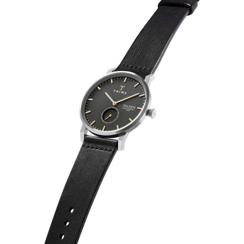 Triwa Smoky Falken Watch | Black FAST119-CL010112
