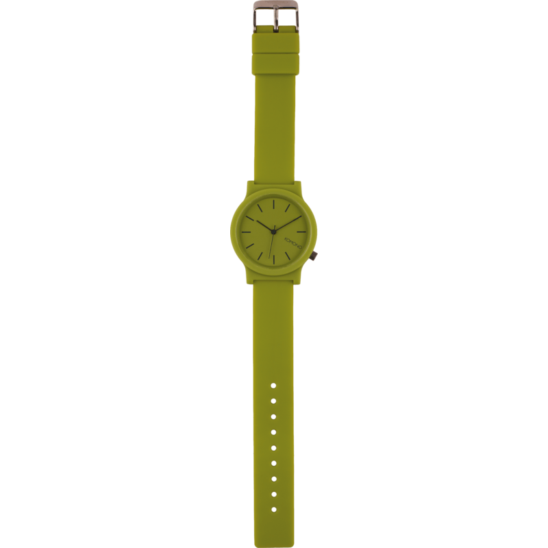 Komono Fat Wizard Watch | Pistachio