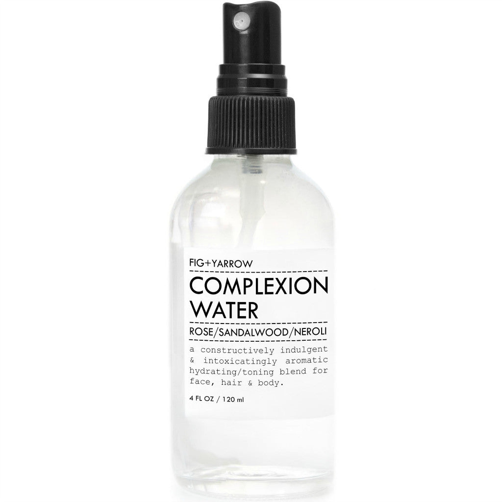 Fig+Yarrow Complexion Water | Rose/Sandalwood/Neroli 4 oz CWRSN4