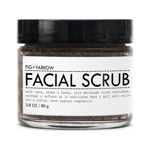 Fig+Yarrow Facial Scrub | 2.8 oz Fsc28