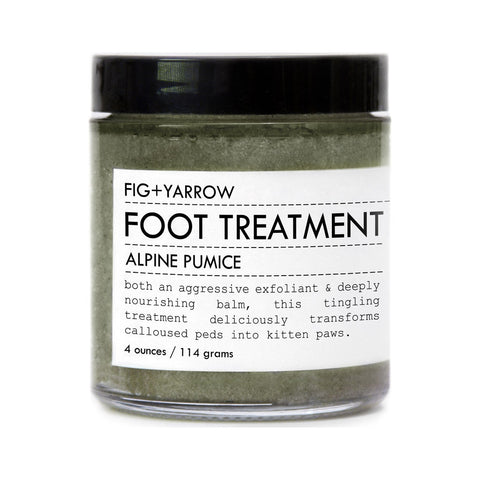 Fig+Yarrow Foot Treatment | Alpine Pumice 4oz