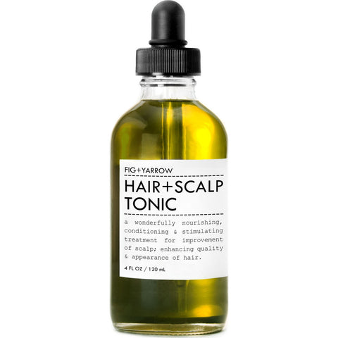 Fig + Yarrow Hair+Scalp Tonic  | 4 oz - HST