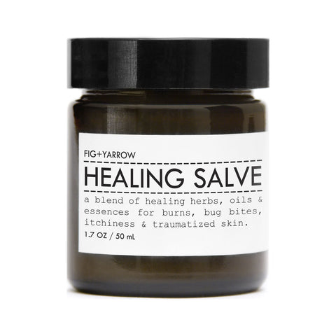 Fig+Yarrow Healing Salve | 1.7oz