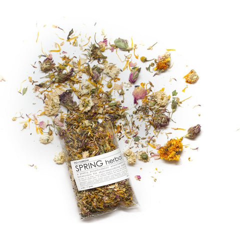 Fig+Yarrow Herbal Steam | Spring 2oz
