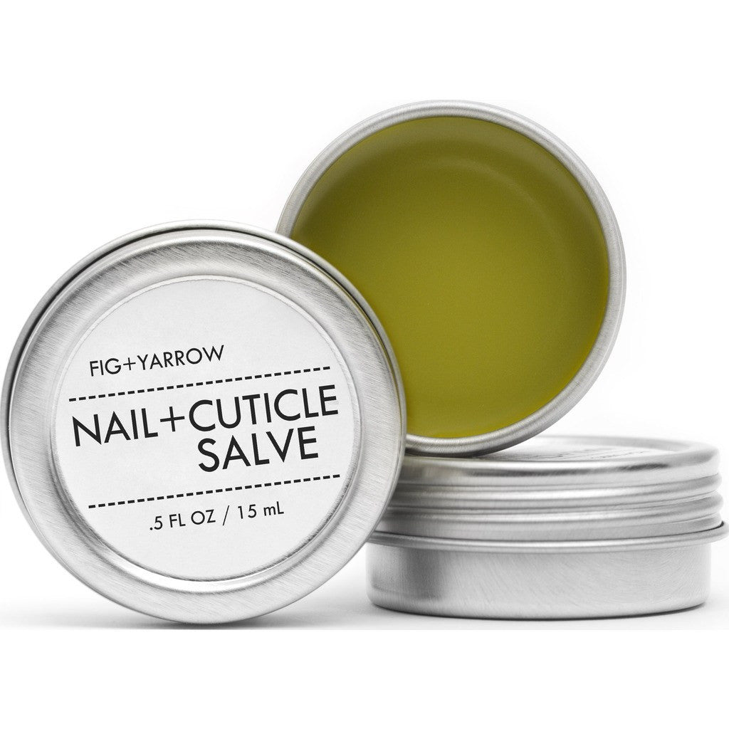 Fig+Yarrow Nail+Cuticle Salve | 0.5 oz Ncs5