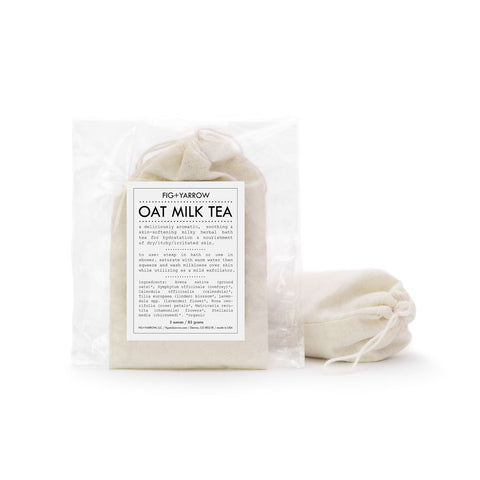 Fig+Yarrow Oat Milk Bath Tea | 3oz