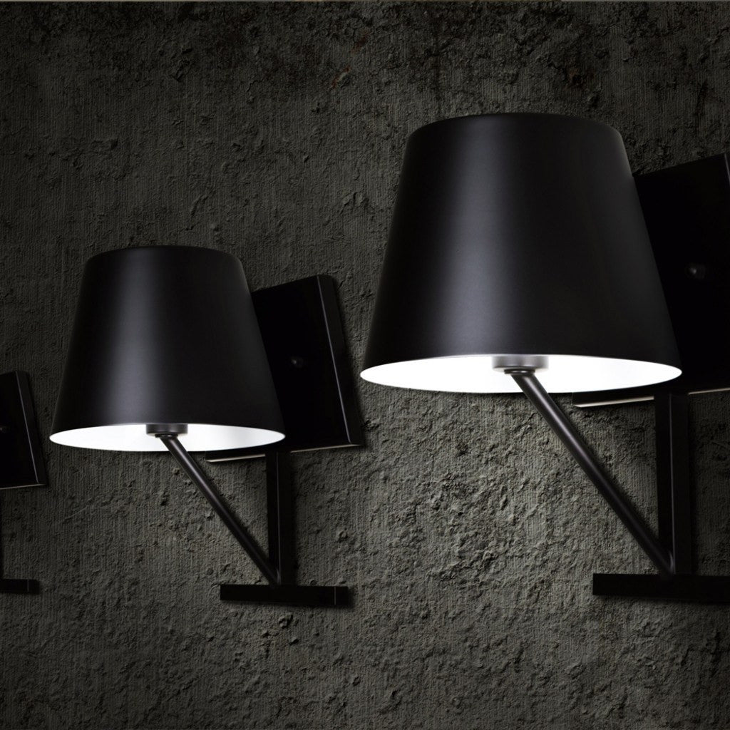 Seed Design Concom Wall Lamp  | Black