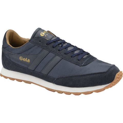 Gola Men's Flyer Sneakers | Navy/Gum