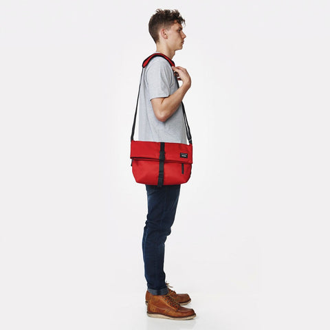 Crumpler Flock of Horror Shoulder Bag | Rust Red FOH000-R01130