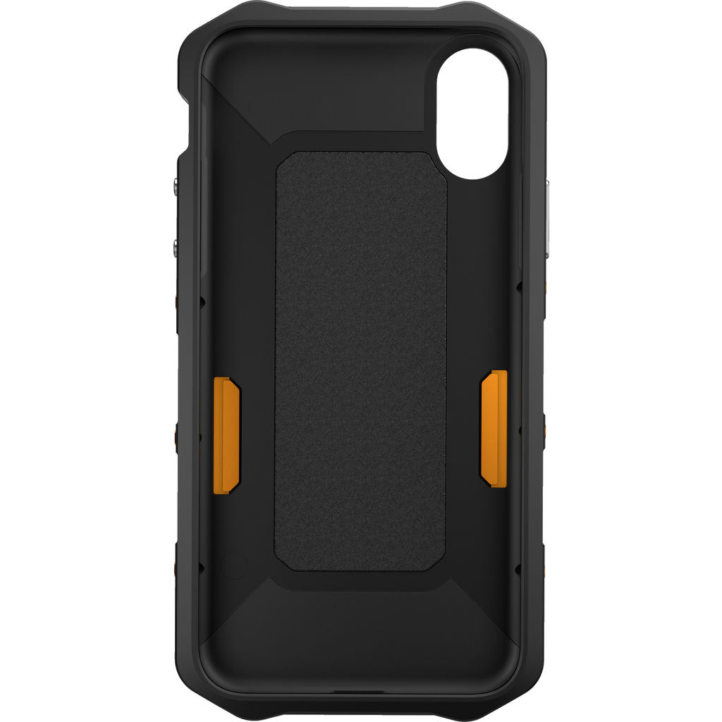best sneakers ba595 cddfe Element Case Formula iPhone X Case | Black/Orange