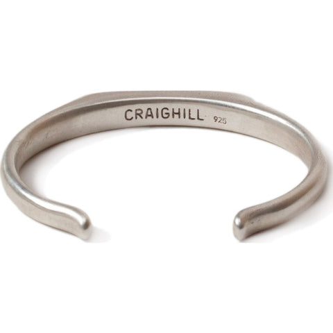 Craighill Foundry Cuff | Sterling Silver