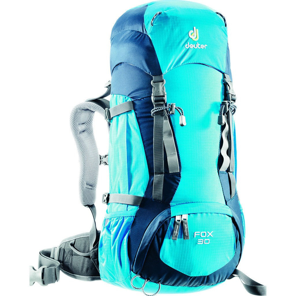 Deuter Fox 30L Trekking Backpack | Turquoise/Midnight 36053 33120