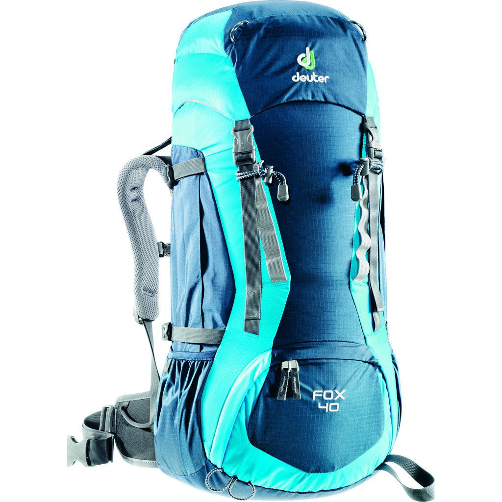Deuter Fox 40L Trekking Backpack | Midnight/Turquoise 36083 33060