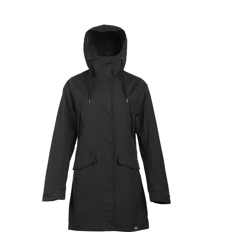 Tretorn Eco Essentials Womens Rain Jacket From The Sea