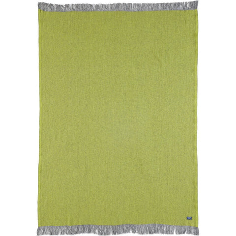 Faribault Ashby Twill Throw | Citron BTATGN1559