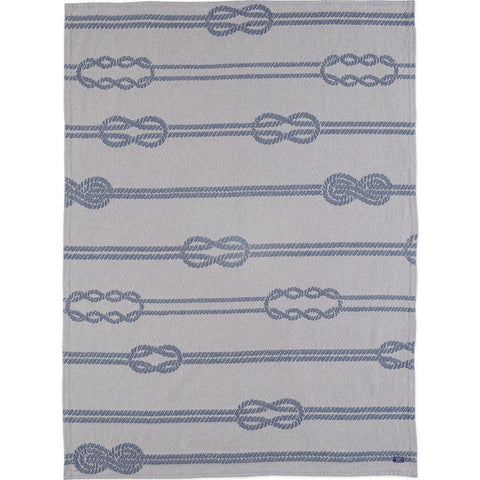 Faribault Cotton Throw | Nautical Knot BTNANA1273