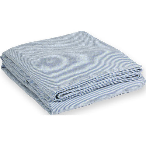 Faribault Pure Cotton Blanket | Blue King B1PCBL1075