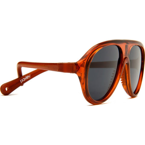 Paxley Fairfax Kids Sunglasses | Caramel Ages 2-5 F3 Caramel