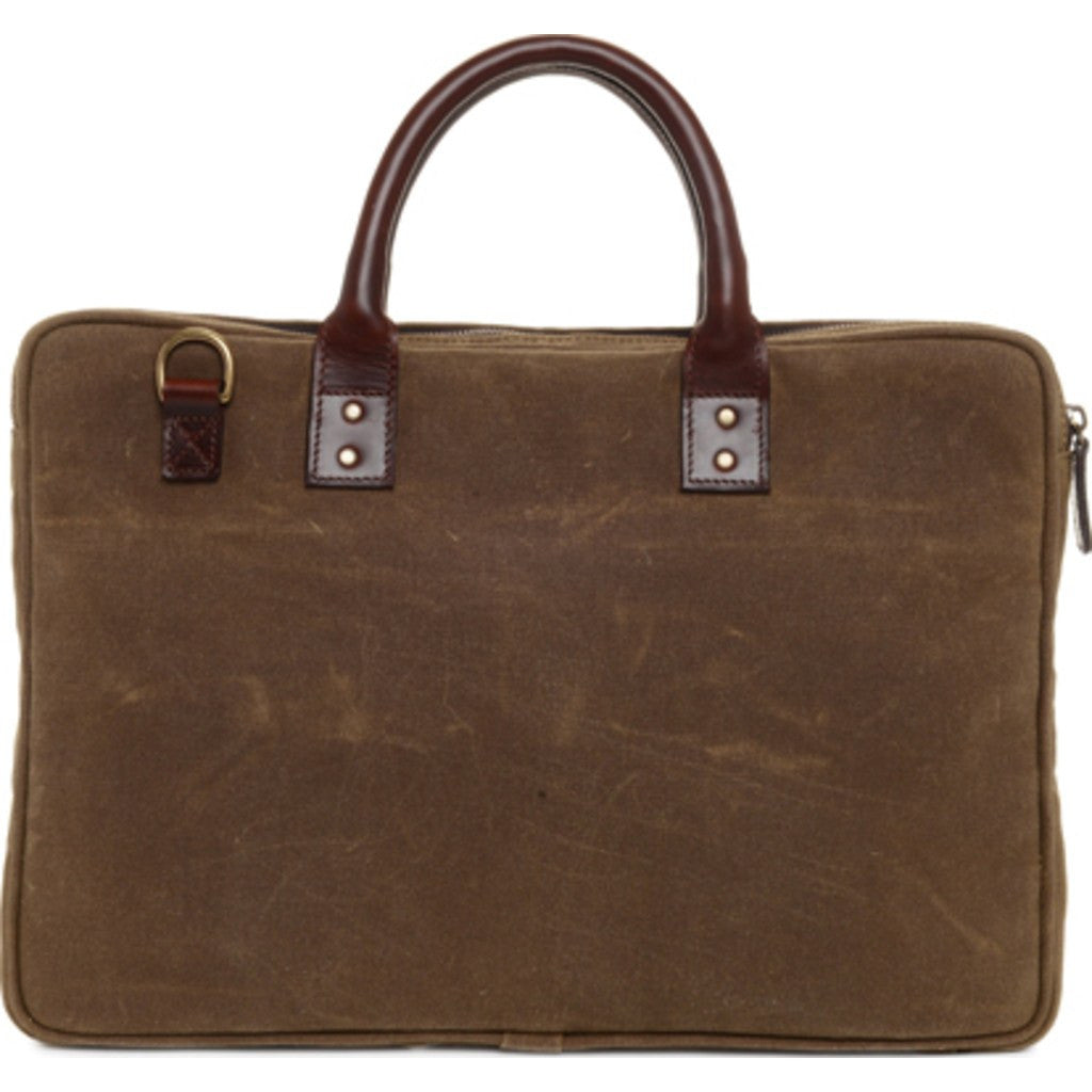 ONA Kingston Briefcase | Field Tan ONA040RT