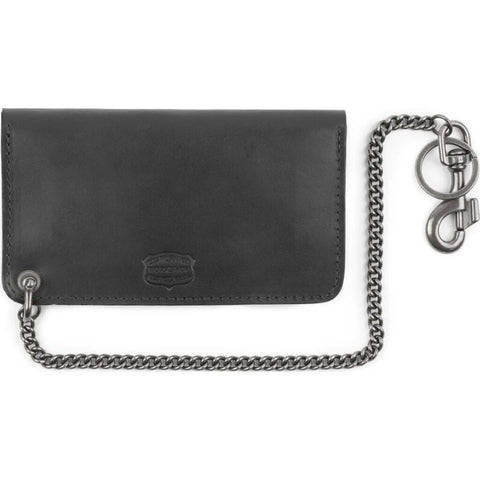 Filson Workshop Chain Wallet Leather | Large