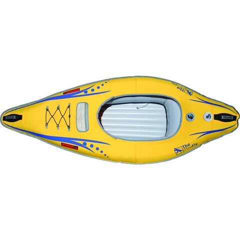 Advanced Elements FireFly Kayak | Yellow/Blue AE1020-Y