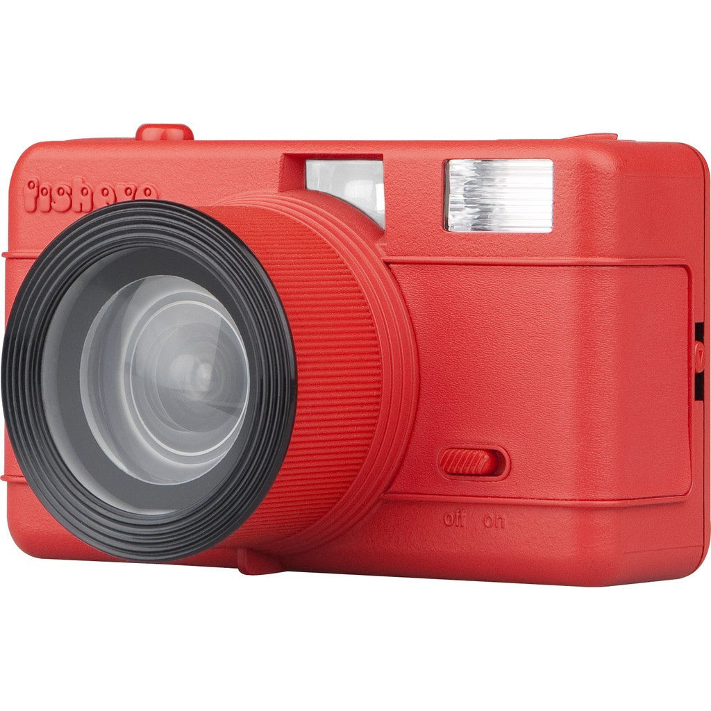 Lomography Fisheye One Camera | Red FCP100RED