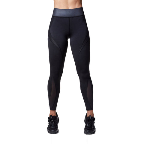 Michi Flare Legging | Black