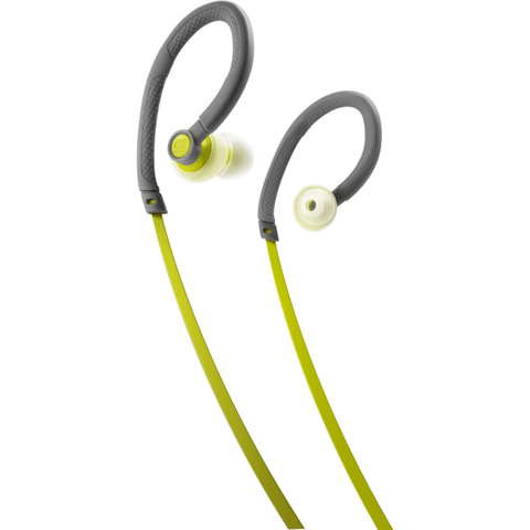 Soul Flex Waterproof Ear Hook Sport Headphones | Bolt Green