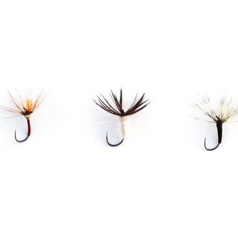 Tenkara Rod Co. 12 Pack Assorted Flies | Bridger/Crockett/Boone