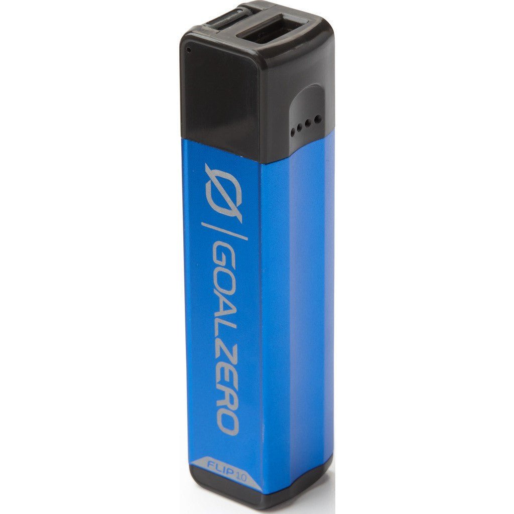 Goal Zero Flip 10 Recharger | Photo Blue