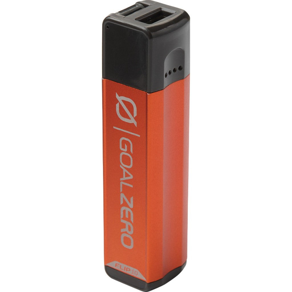 Goal Zero Flip 10 Recharger | Brushfire Red