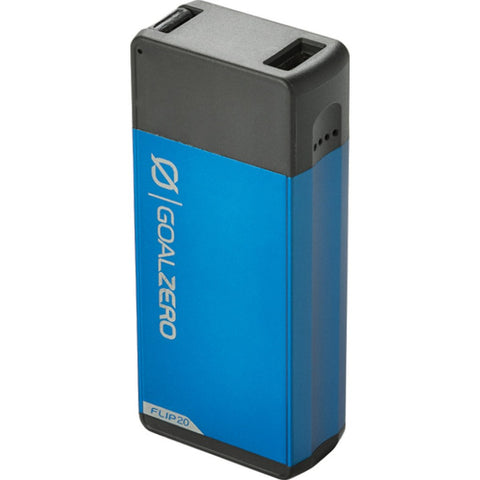 Goal Zero Flip 20 Recharger | Photo Blue