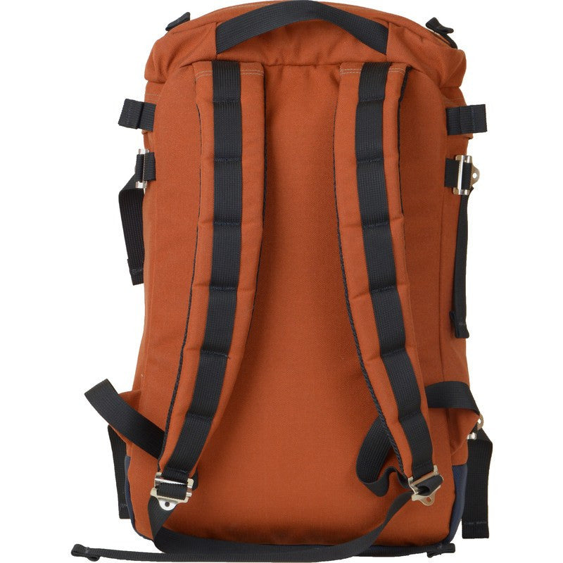 Kletterwerks Kletter Flip Backpack | Rust/Ink