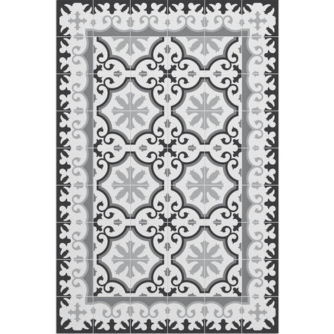 Hidraulik Avenir Medium Rug | Grey- CC1531