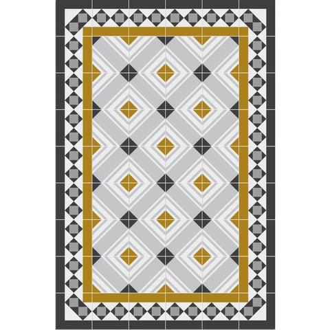Hidraulik Muntaner Medium Rug | Grey- CC1551