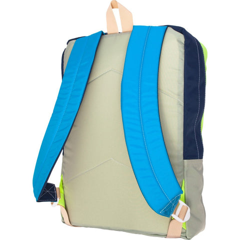 Mokuyobi Flyer Pack Backpack | Neon/Midnight