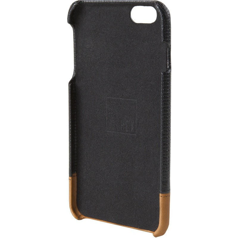 Hex Focus Case for iPhone 6 Plus | Black Woven Leather