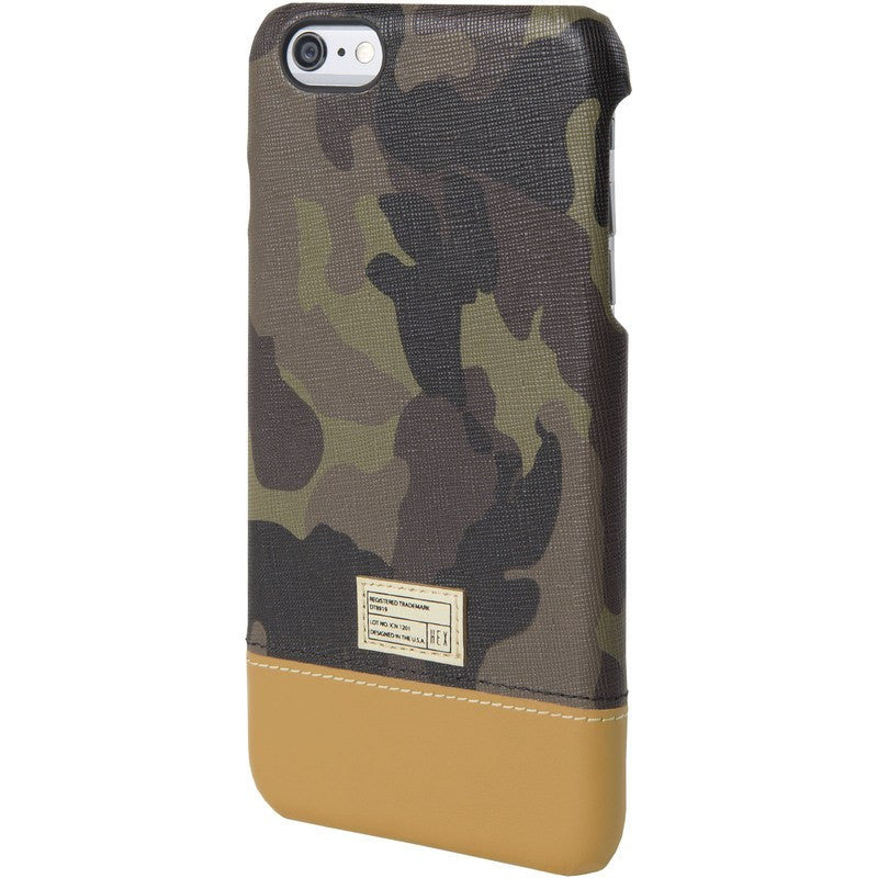 Hex Focus Case for iPhone 6 Plus | Camo Leather