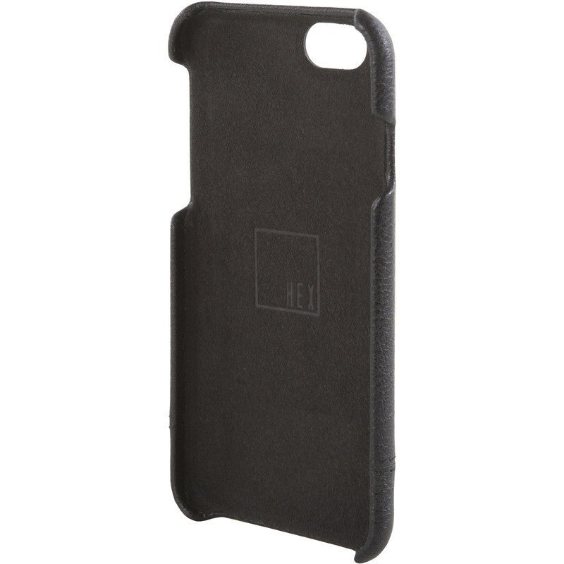 Hex Focus Case for iPhone 6 Black Leather | HX1752 BLCK